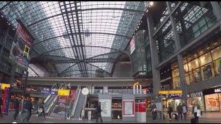 Berlin - Central Station (Berlin Hauptbahnhof)