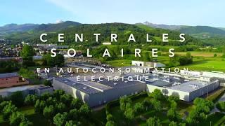 L'Intermarché de Pouzac s'équipe de centrales solaires en autoconsommation de 310 kWc