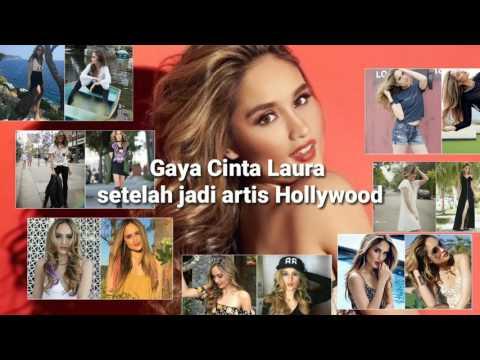 Perubahan Penampilan Cinta Laura Setelah Jadi Bintang Hollywood