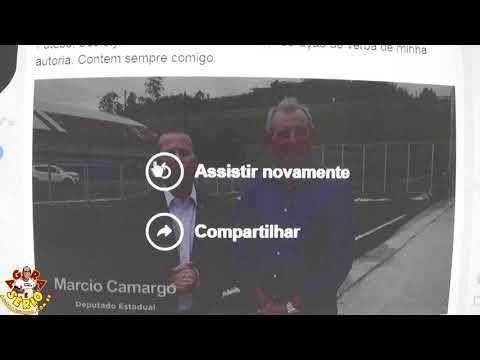 O Pai da criança apareceu Deputado Estadual Marcio Camargo assume a Grama Sintética da Quadra de Fora do Csu e posta no Facebook , Será que vai ter Mãe ??