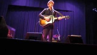 Josh Ritter: Lantern - Avalon Theatre (Easton, MD) 4.2.2009