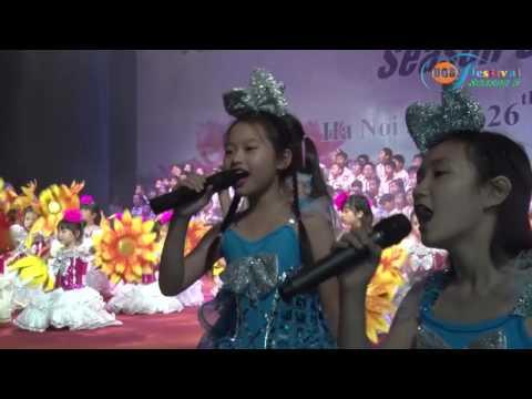 Tiết mục: Vươn cao Việt Nam - Festival Bill Gates Schools -  Season 5 (2016 - 2017)