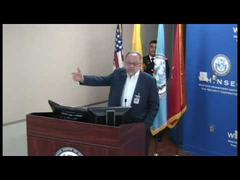 Artificial Intelligence Neuroscience & Security by Dr Jonathan Moreno Professor UPENN