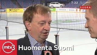 Huomenta Suomi: Hjallis lipsautti venäläispelaajien rangaistuksista