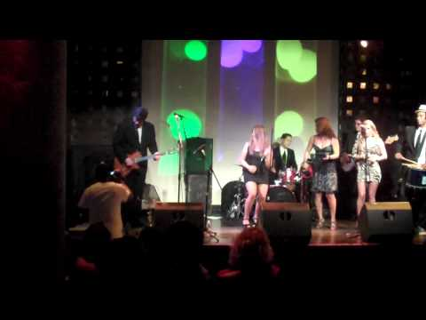 Tatiana Lima with Brasil Live! at SOB's performing Piece of my Heart (age 15)