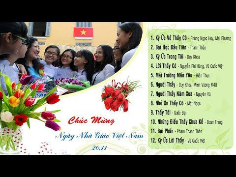 Chào mừngngày nhà giáo Việt Nam