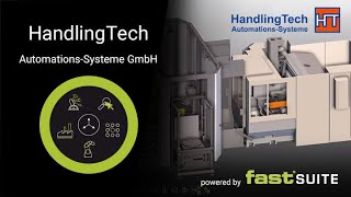 HandlingTech Automations-Systeme GmbH powerd by FASTSUITE