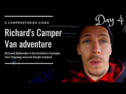 Day 4 of Epic Camper van journey of Richard & Co. - CamperStories