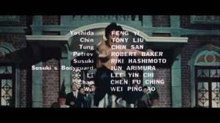 Bruce Lee - 12/12 - A Fúria do Dragão (1972) Blu-Ray