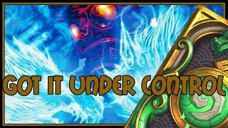 Hearthstone: Got it under control (jade shaman)