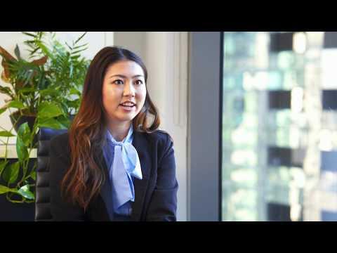 Bachelor of International Business graduate - Marina Kobayashi