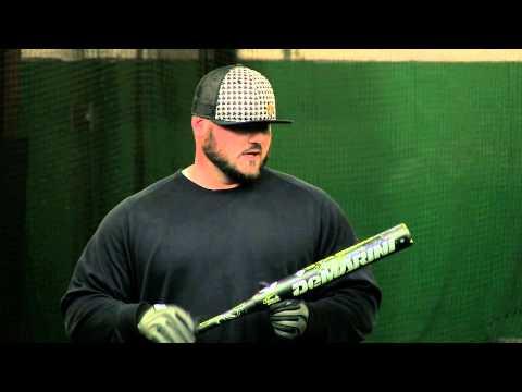 2014 DeMarini Stadium CL22: Chris Larsen Slow Pitch Bat