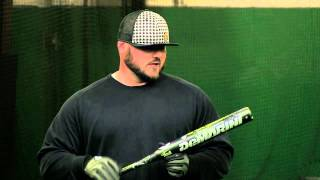 2014 DeMarini Stadium CL22: Chris Larsen Slow Pitch Bat