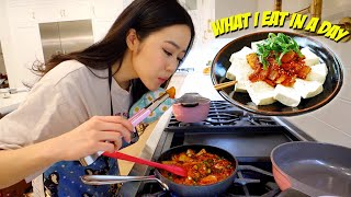 What I Eat In A Day + My Favorite Korean Recipes