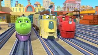 Веселые паровозики из Чаггингтона   Уилсон и мороженое 1 Сезон⁄Серия 10   мультики для детей