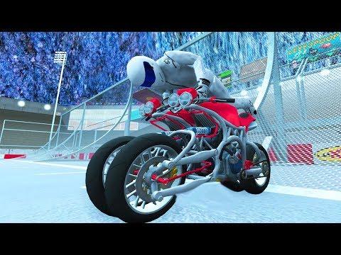 BeamNG.Drive - STIG Motor Bike Freestyle
