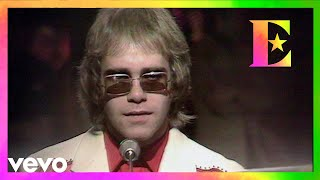 Elton John - Your Song Top Of The Pops 1971