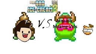 Cringy Flash Game #7   Bad Ice Cream 3   I QUIT!?!?!