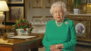 video: Queen's speech: Watch historic address to the nation - live