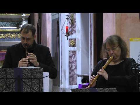 A. VIVALDI follia Op.1 RV 63 - MEDITERRANEAN BAROQUE QUARTET