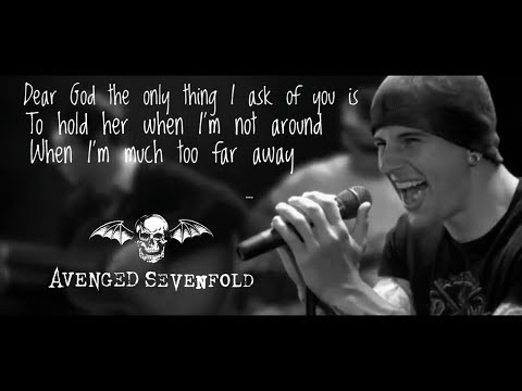 avenged sevenfold dear god mp3 song free download