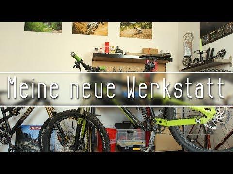 Bike repair shop Lotter - Meine neue Werkstatt