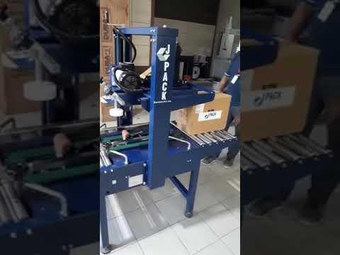 Top and Bottom Carton Sealing Machine