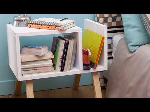 Project Tutorial: Nachttisch selber bauen