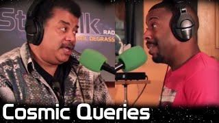 StarTalk Podcast: Cosmic Queries – The Random Edition, with Neil deGrasse Tyson