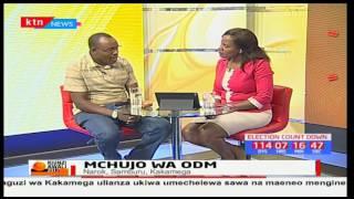 Mbiu ya KTN: Mchujo wa ODM sehemu ya pili 15/4/2017