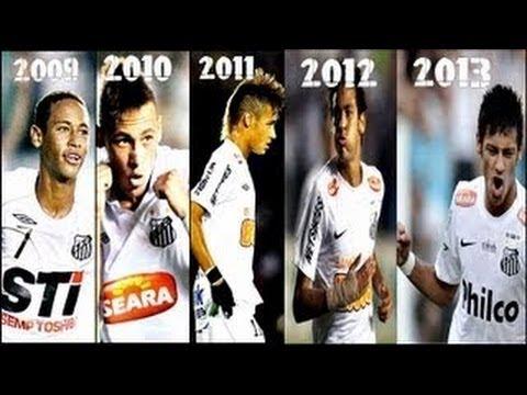 Neymar Jr - Santos FC 2009 - 2013 - Goals & Skills | HD