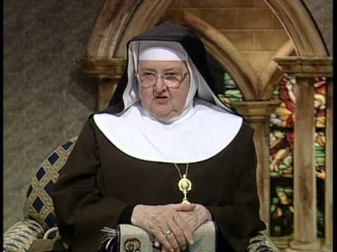 Mother Angelica Live  Classic- Ash Wedesday and Lent - 3/7/2000