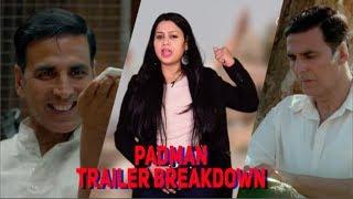 Padman Trailer Breakdown | Akshay Kumar | Sonam Kapoor | Radhika Apte |