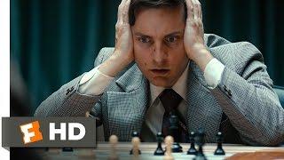 Pawn Sacrifice (2014) - Bobby Falls Apart Scene (6/10) | Movieclips