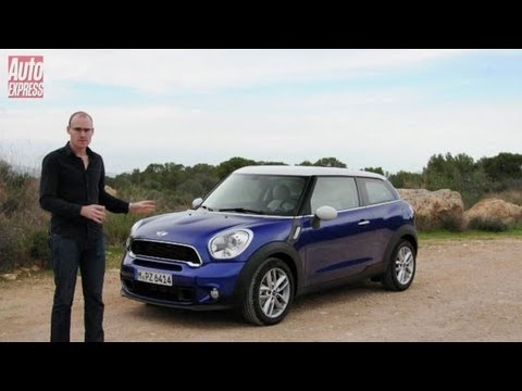 MINI Paceman review - Auto Express