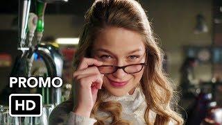 """Supergirl """"Friend"""" Wonder Woman"""