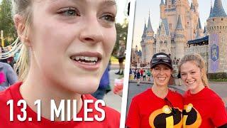 I Ran A Half Marathon In Disney World   Kelsey Impicciche