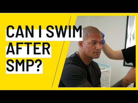 Can I Swim After Scalp Micropigmentation? A Hawaii SMP Practitioner Explains