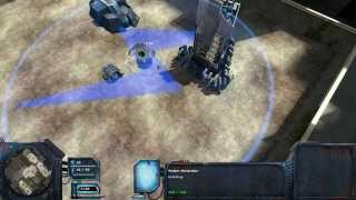 Lambda Wars Beta (Steam) 1v1 Combine Multiplayer Gameplay (Half-Life 2 Strategy Game)