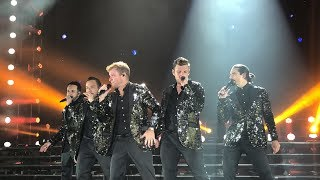 Backstreet Boys Full Concert Cancun HD Moon Palace Arena