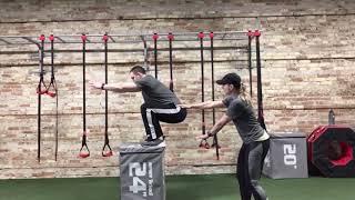 Box Jump - Training the True Purpose VS Training Your Ego