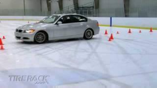 Tested: Winter vs. All-Season vs. Summer Tires on Ice I Tire Rack