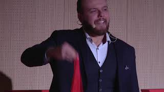 Michał Zaorski i pokaz iluzji