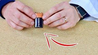 What's Inside a 9V Battery