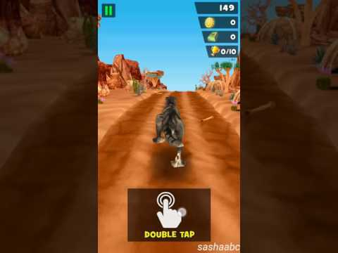 jurassic run обзор игры андроид game rewiew android