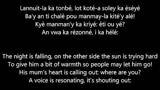 Kassav'   Mwen Alé (LyricsEnglish Subs)