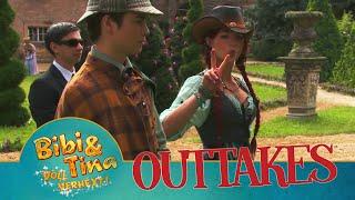 Bibi & Tina VOLL VERHEXT! Lustige Outtakes