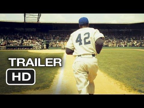 42 (2013) Official Trailer