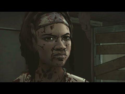 The Walking Dead: Michonne - PŘEPADLI NÁS! | #2