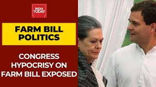 Congress Hypocrisy On Farm Bill Exposed; Proposed Ending Agri Market Act In 2019 Manifesto
